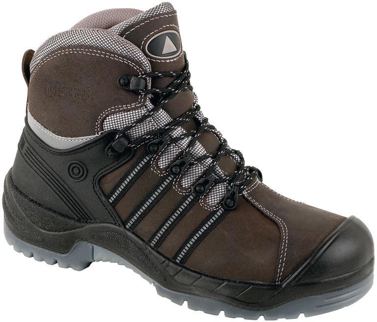 Buty robocze trzewiki NOMAD S3 - WODOODPORNE