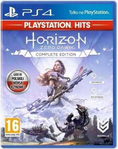 Horizon Zero Dawn Complete Edition PS 4 Używana