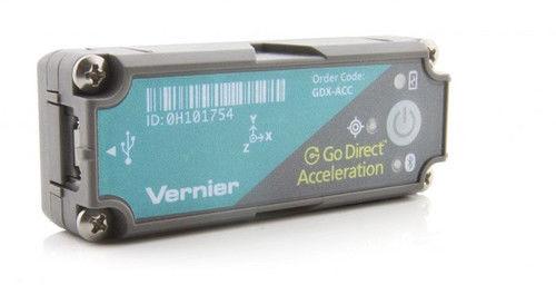 Bezprzewodowy czujnik przyspieszenia GDX-ACC