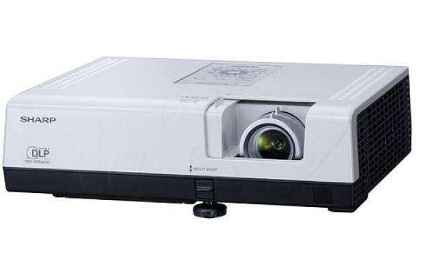 Projektor SHARP PG-D3510X + UCHWYT i KABEL HDMI GRATIS !!! MOŻLIWOŚĆ NEGOCJACJI  Odbiór Salon WA-WA lub Kurier 24H. Zadzwoń i Zamów: 888-111-321 !!!
