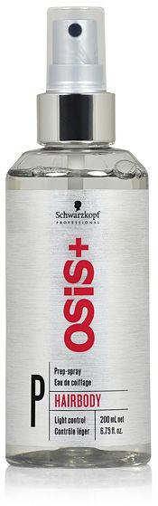 Schwarzkopf OSiS+ Hairbody Spray do pielęgnacji i stylizacji 200 ml