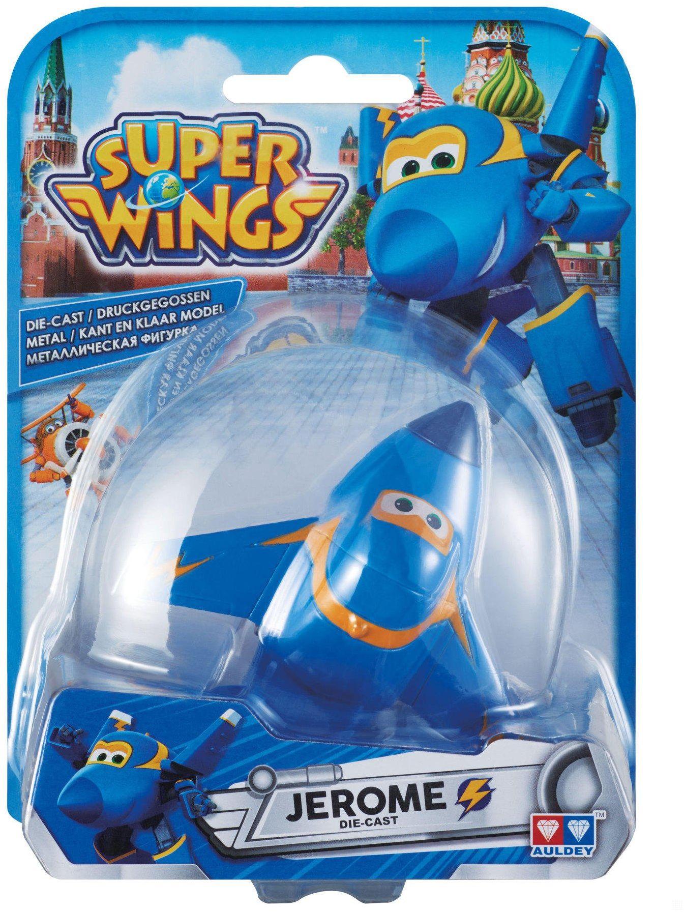 Auldey Toys auyyw7100010 a figurka Metal Super Wings