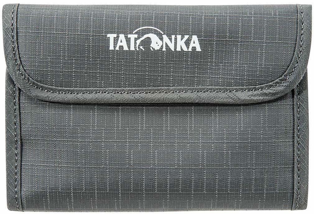 Tatonka Money Box portfel, kolor tytanowy, szary, 13 x 9,5 x 1 cm