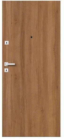 Drzwi wewnątrzklatkowe Dominos 80 prawe dąb Bergen