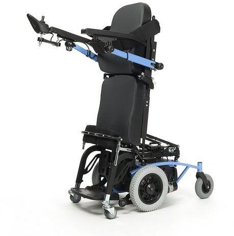Wózek inwalidzki z napędem elektrycznym z funkcją pionizacji Navix Su Vermeiren