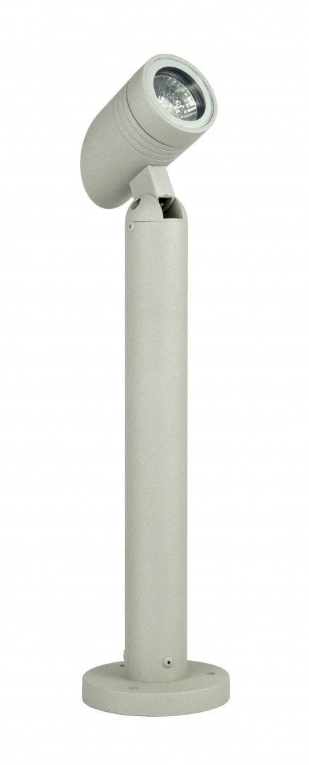 SU-MA Sigma 1061-450 lampa stojąca srebrna IP65 45cm