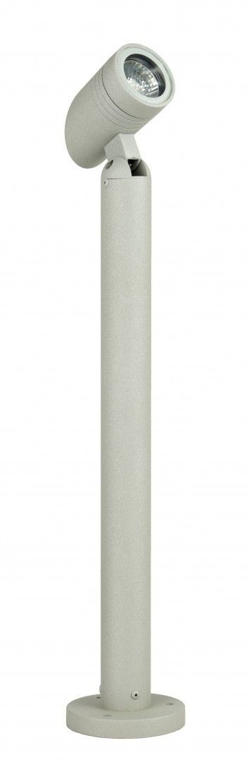 SU-MA Sigma 1061-650 lampa stojąca srebrna IP65 65cm
