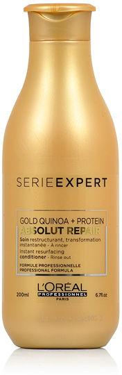 Loreal Absolut Repair Gold Odżywka regenerująca włosy 200 ml
