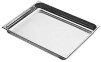 Gastropojemnik GN 2/1 gł. 2 cm ze stali nierdzewnej