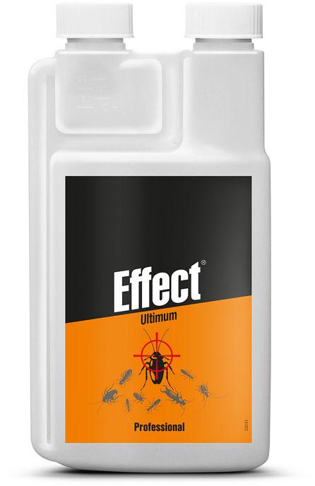 Oprysk na muchy. Środek, preparat Effect Ultimum 500ml.