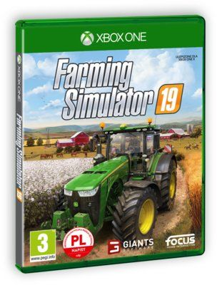 Gra Xbox One Farming Simulator 19