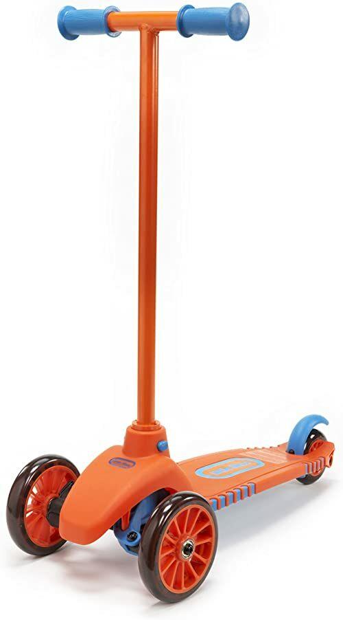 Little Tikes Lean To Turn Scooter (pomarańczowy/niebieski)