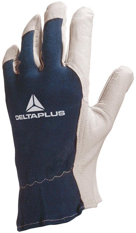 Rękawice robocze ze skóry koziej CT402