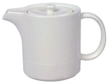 Dzbanek do herbaty porcelanowy IMPRESS