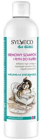 SYLVECO Kremowy szampon i płyn do kąpieli, 300 ml