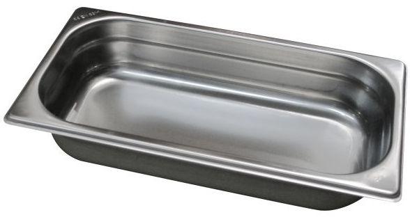 Gastropojemnik GN 1/3 gł. 2 cm ze stali nierdzewnej