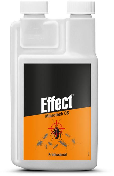 Oprysk do ogrodu. Środek owadobójczy Effect Microtech 500ml.