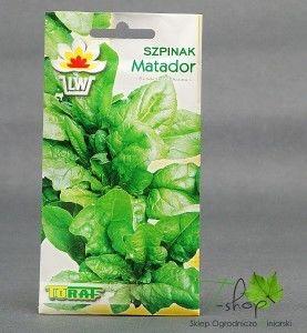 Szpinak MATADOR 5g