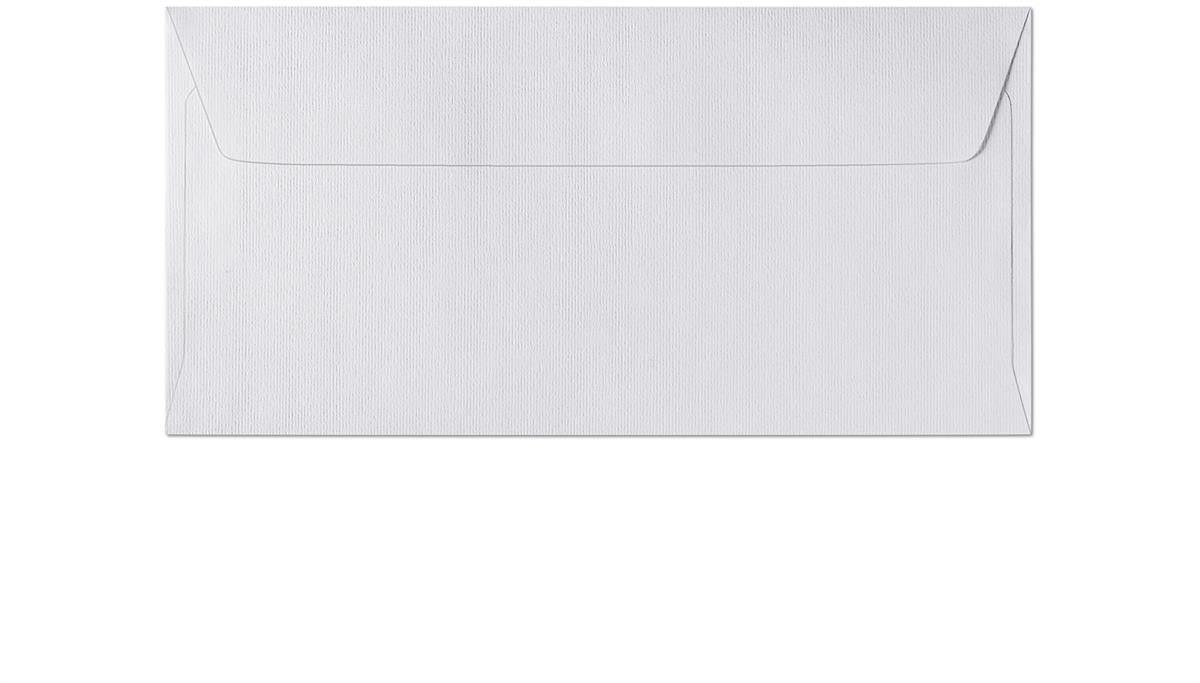 Koperta Prążki biały DL 10 sztuk w opakowaniu Argo 280109 Rabaty Porady Hurt Autoryzowana