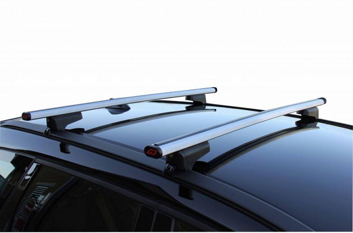 G3 Bagażnik dachowy na relingi Kia Sportage IV (CL 61.130 alu)