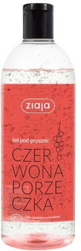 Ziaja żel pod prysznic czerwona porzeczka 500 ml
