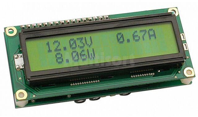 Multimetr panelowy (do montażu)