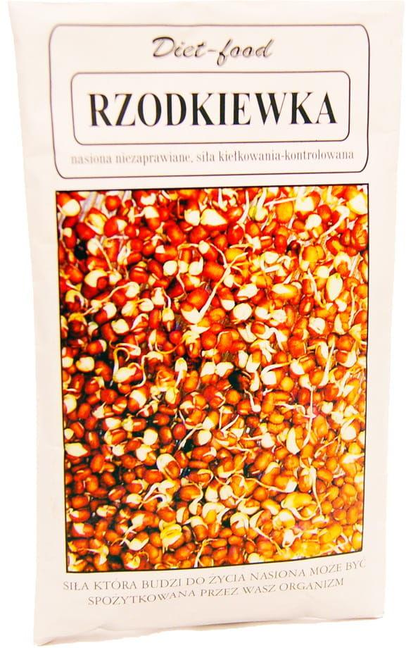 Nasiona rzodkiewki na kiełki - Diet-food - 80g