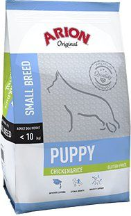 Arion Original Chicken & Rice Small Puppy 3 kg