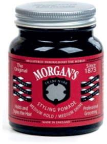 Morgans Styling Pomade średnie utrwalenie 100g red