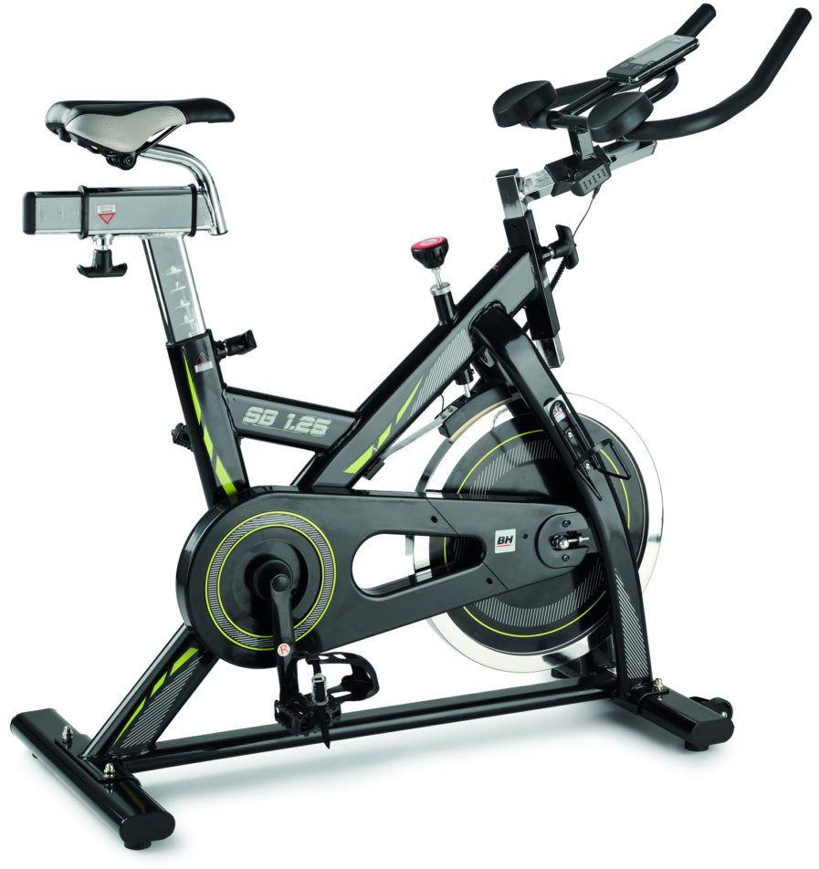 Rower Spiningowy SB1.25 H9154N BH Fitness
