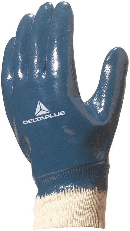 Rękawice robocze nitrylowe NI155
