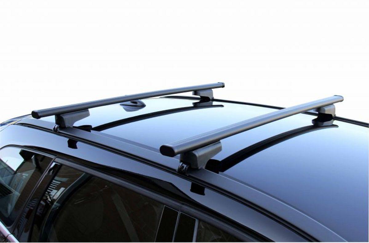 G3 Bagażnik dachowy na relingi Kia Sportage IV (CL 61.130 stal)