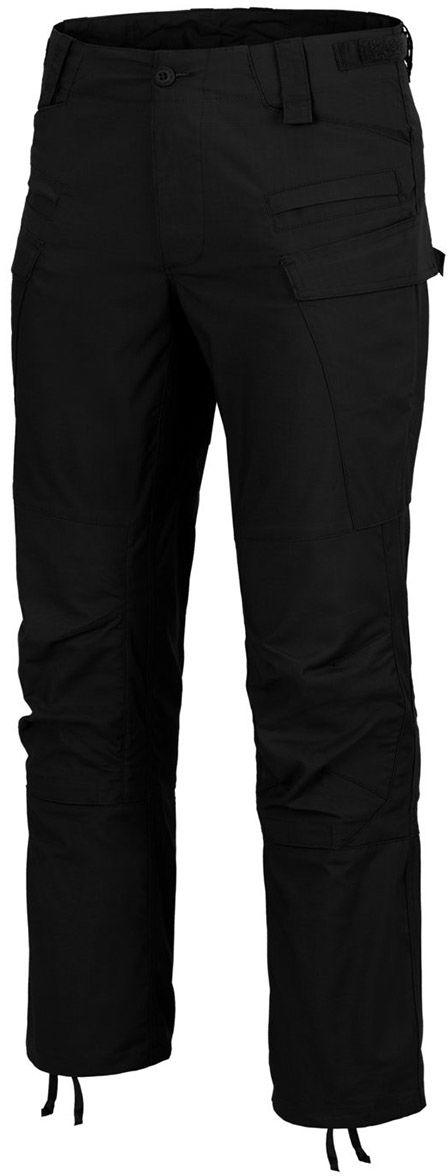 Spodnie wojskowe Helikon SFU Next Mk2 Pants PolyCotton Ripstop Black (SP-SN2-SP-01) H