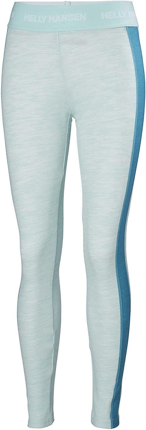 Helly Hansen damskie spodnie dresowe w Hh Lifa Merino Blue (Azul 502) S