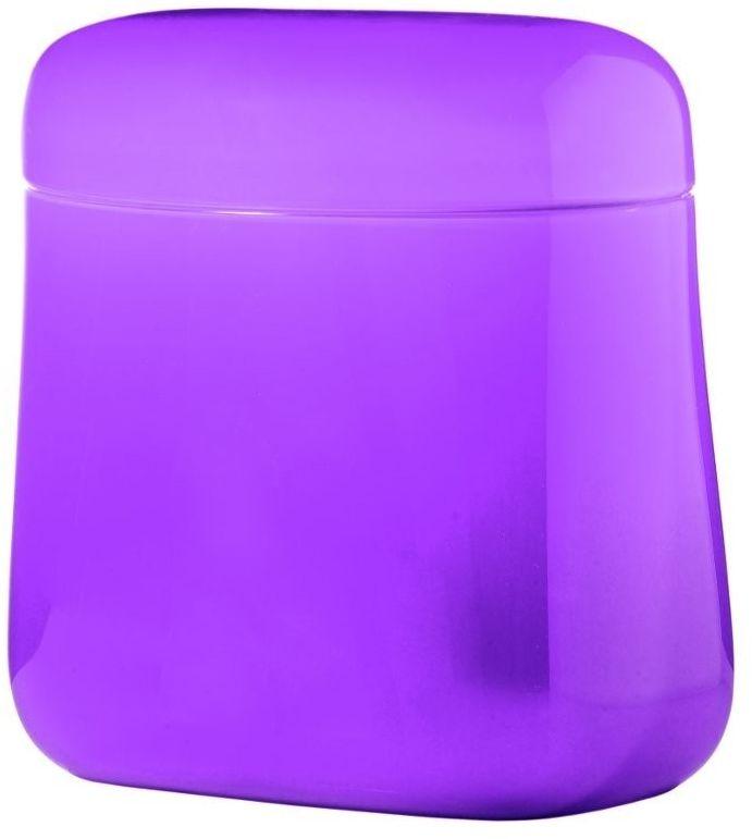Guzzini - gocce pojemnik na kawę, fioletowy