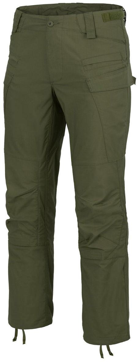 Spodnie wojskowe Helikon SFU Next Mk2 Pants PolyCotton Ripstop Olive Green (SP-SN2-SP-02) H