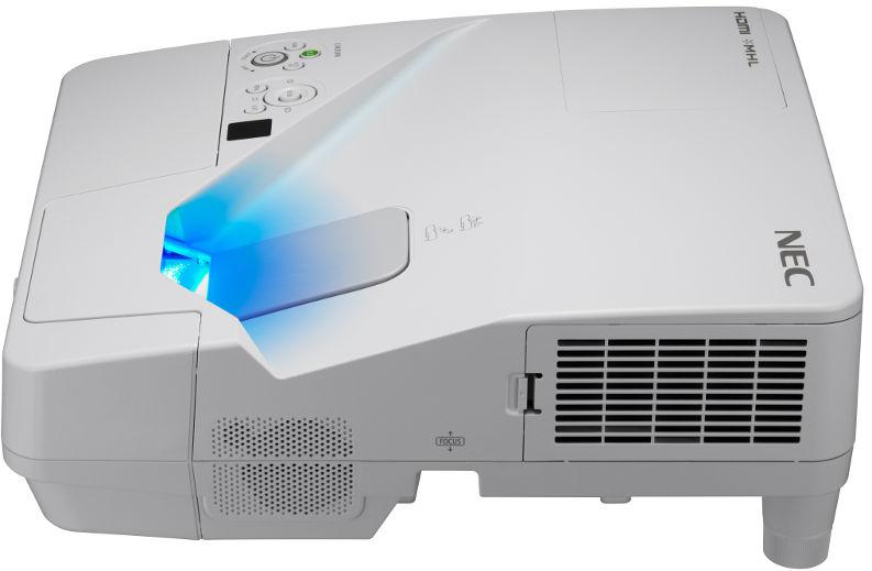 NEC UM301W - DARMOWA DOSTWA PROJEKTORA! Projektory, ekrany, tablice interaktywne - Profesjonalne doradztwo - Kontakt: 71 784 97 60