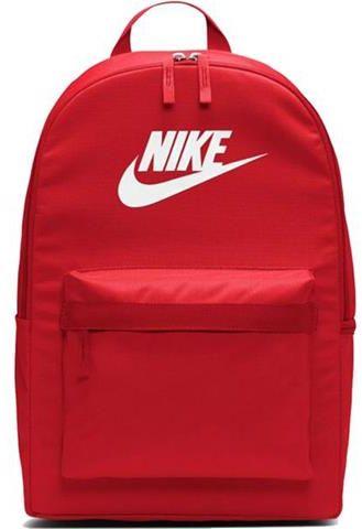 Plecak Szkolny Sportowy Nike klasyczny czerwony heritage