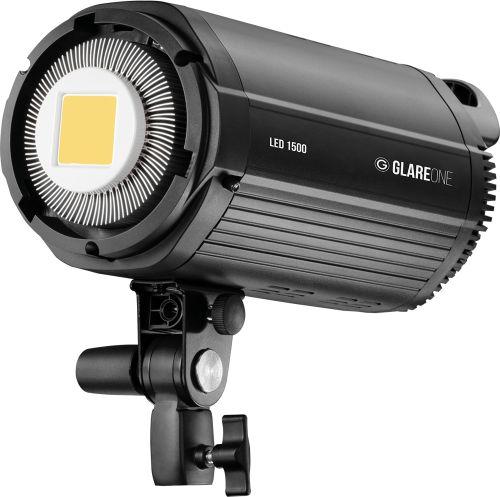 GlareOne LED 1500 - studyjna lampa światła ciągłego, 5500K, 150W, Bowens