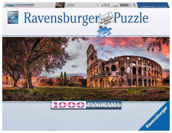 Puzzle 1000el Panorama Koloseum 150779 RAVENSBURGER (RAP 150779)