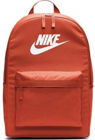 Plecak Szkolny Sportowy Nike klasyczny ceglasty heritage