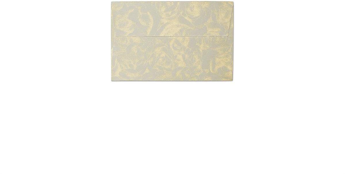Koperta Róże kremowy 70x110 10 sztuk w opakowaniu Argo 280405 Rabaty Porady Hurt Autoryzowana