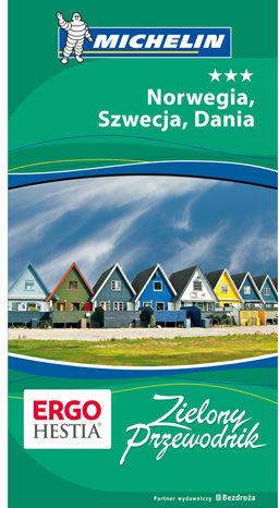 Norwegia, Szwecja, Dania. Zielony Przewodnik. Wydanie 1 - dostawa GRATIS!.