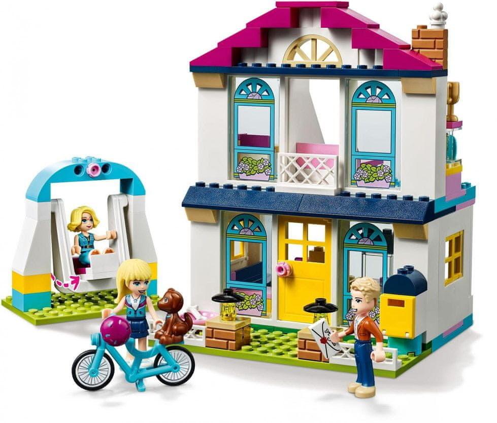 LEGO Friends 41398 Dom Stephanie 4+