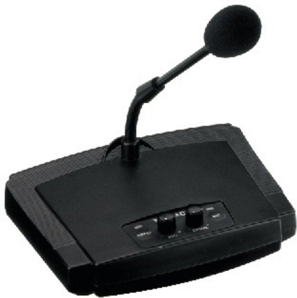 Monacor ECM-450, mikrofon pulpitowy pa