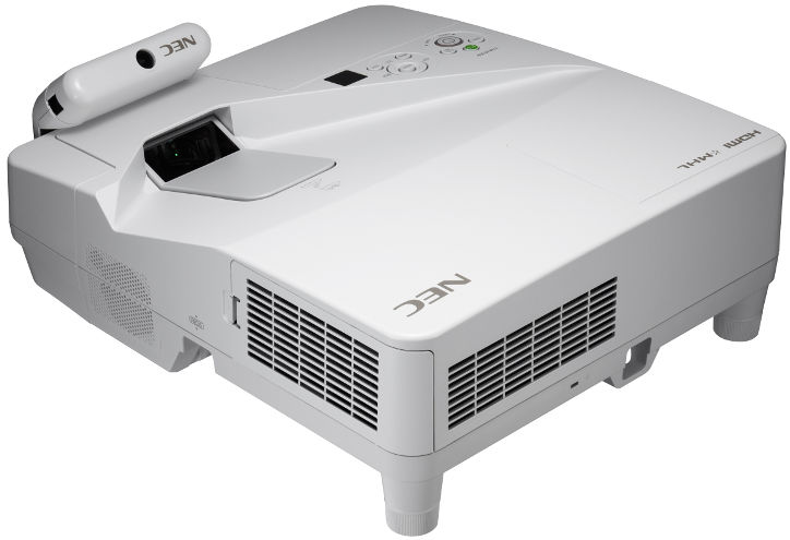 NEC UM351Wi - DARMOWA DOSTWA PROJEKTORA! Projektory, ekrany, tablice interaktywne - Profesjonalne doradztwo - Kontakt: 71 784 97 60