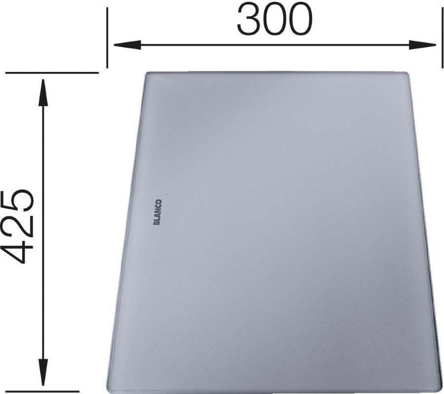 Deska do krojenia do Divon Blanco 425x300mm