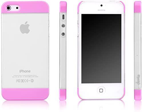 Devia Case Fresh iPhone 5S/SE torba na dowód osobisty, różowy (wielokolorowa) - BRA002696