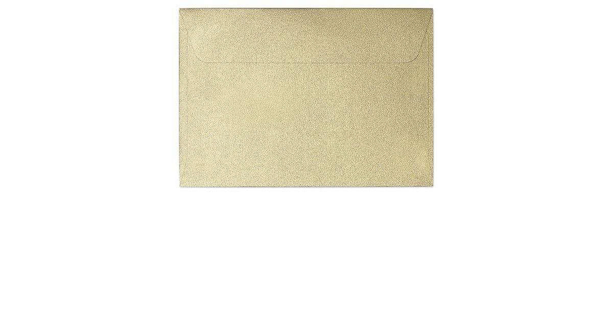 Koperta Pearl złoty B7 10 sztuk w opakowaniu Argo 280515 Rabaty Porady Hurt Autoryzowana