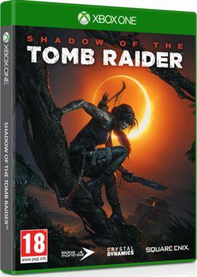 Gra Xbox One Shadow of the Tomb RaiderKup Taniej. Sprawdź!